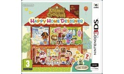 Animal Crossing: Happy Home Designer (Nintendo 3DS)