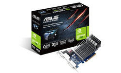 Asus GeForce GT 710 Passive DDR3 2GB