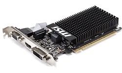 MSI GeForce GT 710 Passive 1GB