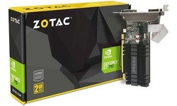 Zotac GeForce GT 710 Zone Edition Passive 1GB