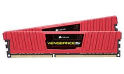 Corsair Vengeance LPX Red 32GB DDR4-3200 kit
