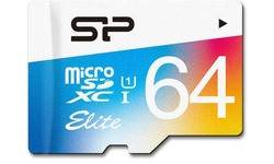 Silicon Power Elite MicroSDXC UHS-I 64GB + Adapter