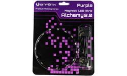 Bitfenix Alchemy 2.0 Magnetic 12cm/6Led Purple