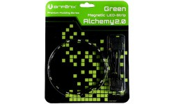 Bitfenix Alchemy 2.0 Magnetic 30cm/15Led Green