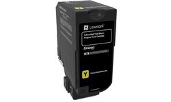 Lexmark 84C2HY0 Yellow