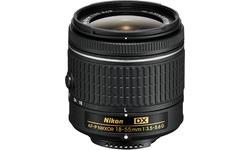 Nikon AF-P DX 18-55 mm f/3.5-5.6G
