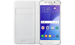 Samsung Galaxy A3 2016 Flip Wallet White