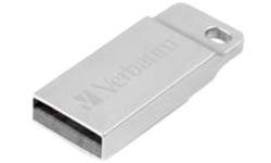 Verbatim Metal Executive 64GB Silver