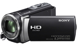 Sony HDR-CX450 Black