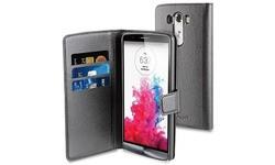 Muvit LG G4 Wallet Stand Case Black
