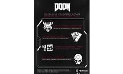 Doom, Collector's Edition (PlayStation 4)
