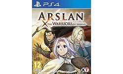 Arslan: The Warriors of Legend (PlayStation 4)