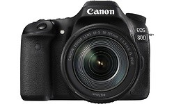 Canon Eos 80D 18-135 kit