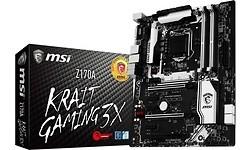 MSI Z170A Krait Gaming 3X