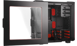 Be quiet! Silent Base 600 Window Red