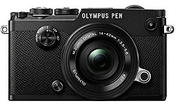 Olympus Pen-F 14-42 kit Black