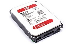 Western Digital Red 8TB (128MB)