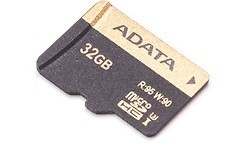 Adata XPG MicroSDHC UHS-I U3 32GB + Adapter