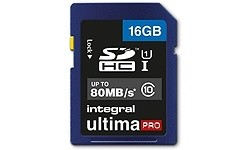 Integral Ultima Pro SDHC UHS-I 16GB