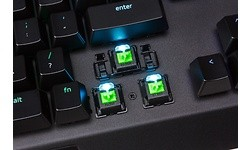 Razer BlackWidow X Chroma RGB Green Switch