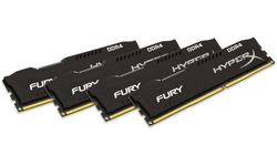 Kingston HyperX Fury 32GB DDR4-2133 CL14 quad kit