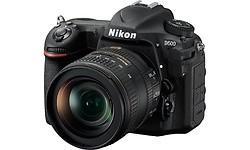 Nikon D500 Body 16-80 kit Black