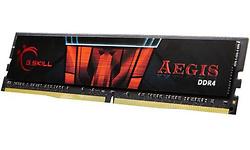 G.Skill Aegis 16GB DDR4-2400 CL15
