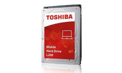 Toshiba L200 500GB (SATA II)