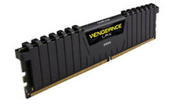 Corsair Vengeance LPX Black 32GB DDR4-3000 CL15 quad kit
