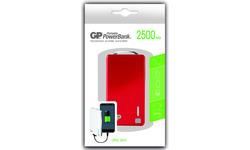 GP Powerbank XPB28 Red