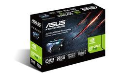 Asus GeForce GT 710 Passive GDDR3 2GB