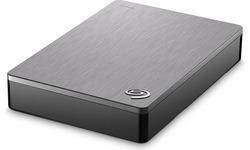 Seagate Backup Plus Portable 4TB Silver