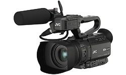 JVC GY-HM200E Black