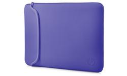 "HP 15.6"" Grey/Purple Chroma Sleeve"