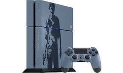 Sony PlayStation 4 1TB + Uncharted 4: A Thief's End, Limited Edition
