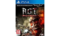 A.O.T.: Wings of Freedom (PlayStation 4)