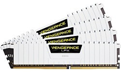Corsair Vengeance LPX White 32GB DDR4-2666 CL16 quad kit