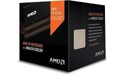 AMD FX-8350 Boxed Wraith