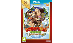 Donkey Kong Country Tropical Freeze Select (Wii U)