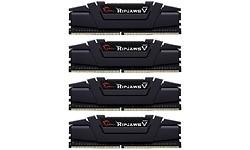 G.Skill Ripjaws V Black 32GB DDR4-3466 CL16 quad kit