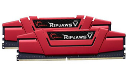G.Skill Ripjaws V Red 16GB DDR4-3466 CL16 kit