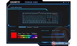 Gigabyte Force K85