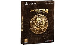 Uncharted 4, A Thief's End Special Edition (PlayStation 4)