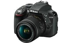 Nikon D3300 18-55 kit Black