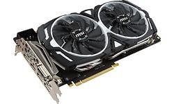 MSI GeForce GTX 1080 Armor OC 8GB