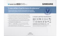 Samsung 850 Evo 1TB (M.2 2280)