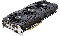 Asus GeForce GTX 1070 Strix OC 8GB