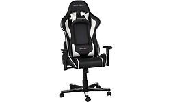 DXRacer Formula Gaming Chair Black/White (OH/FE08/NW)