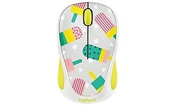 Logitech M238 Wireless Mouse Party Col- Popsicles