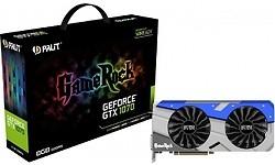 Palit GeForce GTX 1070 GameRock 8GB